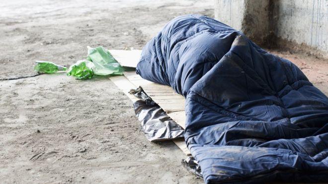 Coronavirus: Crisis a chance to 'end rough sleeping'